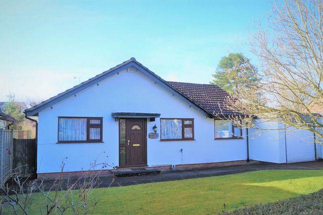 Thumbnail Detached bungalow for sale in Woods Hill Lane, Ashurst Wood, West Sussex