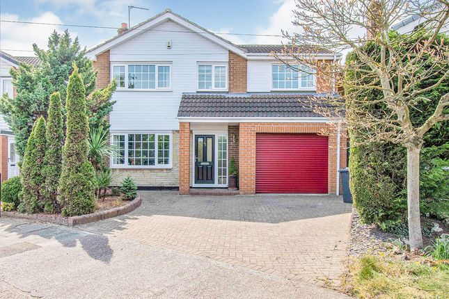 Thumbnail Detached house for sale in Cantley Manor Avenue, Cantley, Doncaster