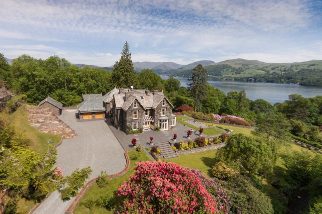 Thumbnail Detached house for sale in Balla Wray, High Wray, Ambleside, Cumbria