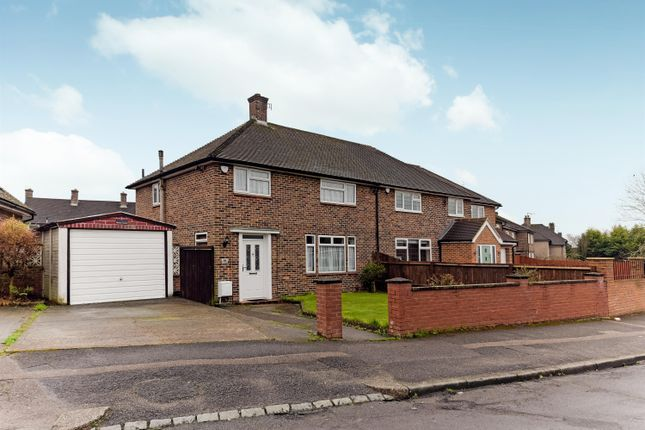 Thumbnail Semi-detached house to rent in Wood Street, Merstham