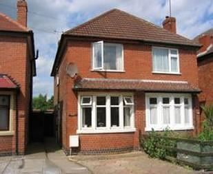 Thumbnail 3 bed semi-detached house to rent in Baker Street, Alvaston, Derby