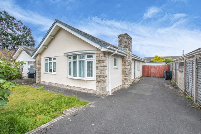 Thumbnail Detached bungalow for sale in Knights Road, Bournemouth