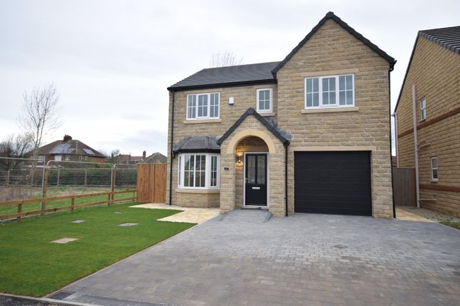 Thumbnail Detached house for sale in Hazel Way, Pontefract