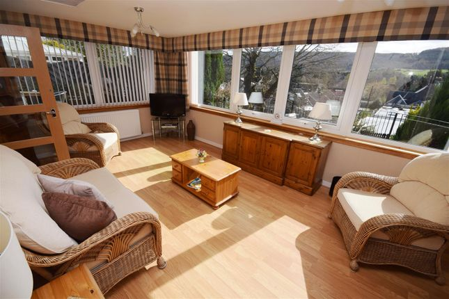Thumbnail Detached house for sale in Ardvane, Lower Oakfield, Pitlochry