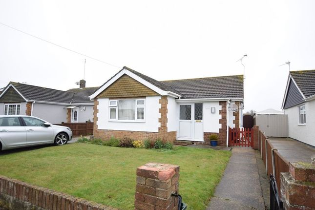 Thumbnail Detached bungalow for sale in Frobisher Drive, Jaywick, Clacton-On-Sea