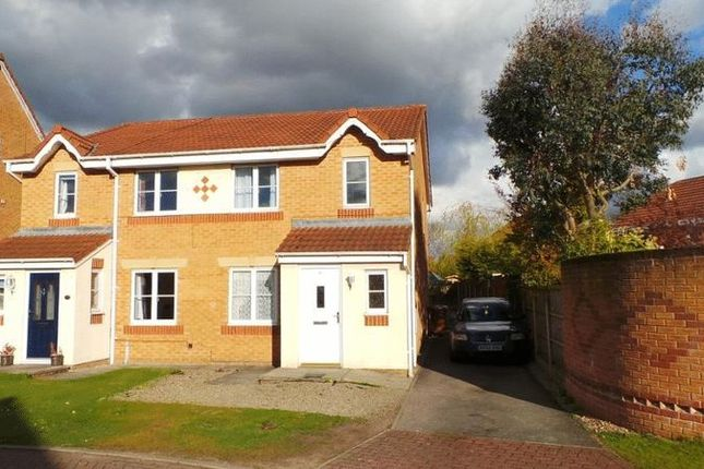 Thumbnail Semi-detached house to rent in Lomond Close, Euxton, Chorley