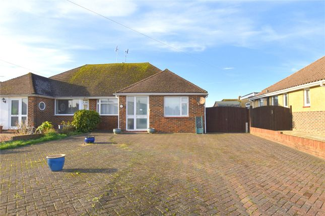 3 bed bungalow for sale in Greentrees Close, Sompting, Lancing, West Sussex BN15
