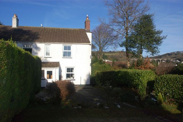 Thumbnail Semi-detached house for sale in Trevarrick Road, St Austell, Cornwall