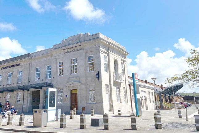 Thumbnail Commercial property to let in Station Buildings, Alexander Road, Aberystwyth