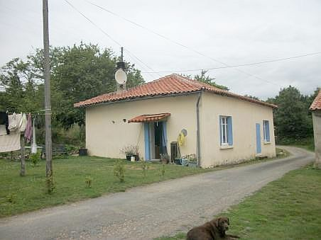 2 bed property for sale in Brillac, Charente, France