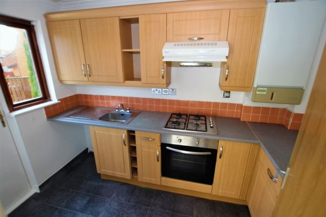 Kitchen of Rice Way, Motherwell ML1