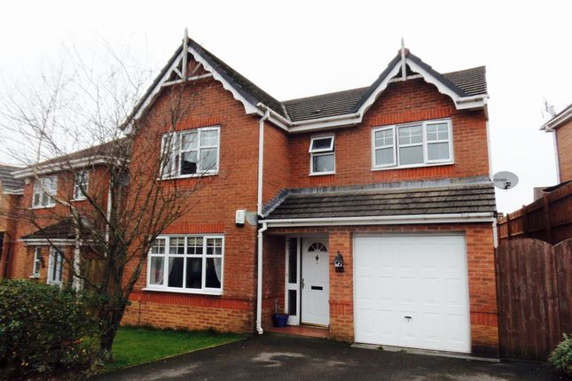 Thumbnail Detached house for sale in Llwyn Yr Eos, Bradley Gardens, Merthyr Tydfil