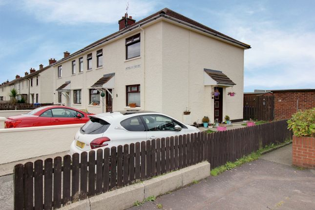 Thumbnail Flat for sale in Ardmillan Crescent, Newtownards