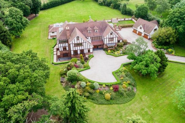 Thumbnail Detached house for sale in Mope Lane, Wickham Bishops, Witham, Essex