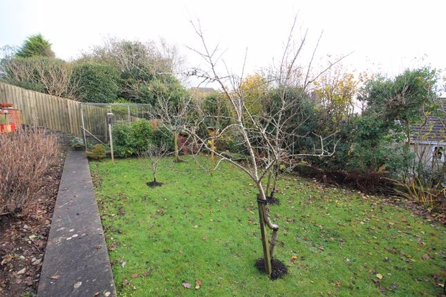 Garden of Thistle Close, Woolwell, Plymouth PL6