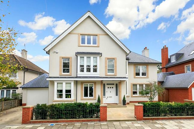 Thumbnail Detached house for sale in Broom Water West, Teddington
