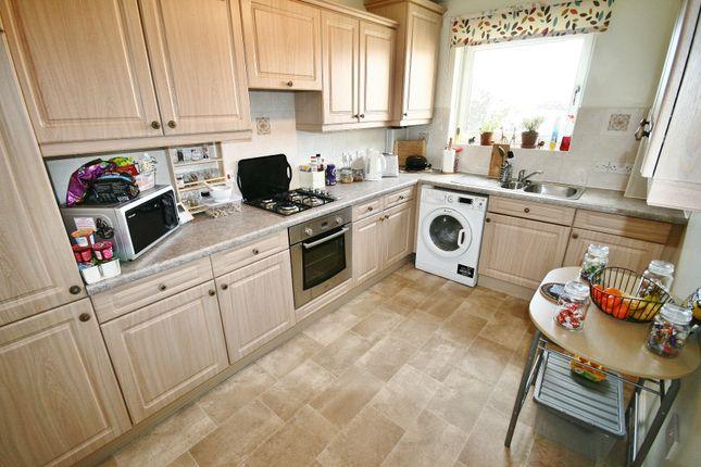 Kitchen of 59/6 Parkgrove Loan, Drum Brae, Edinburgh EH4