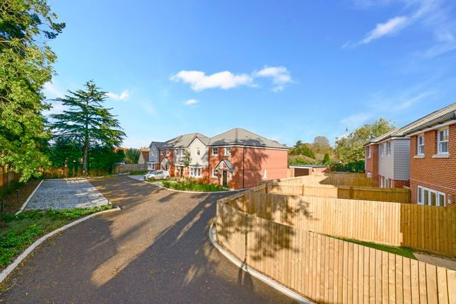 Thumbnail Terraced house for sale in 6 The Landings, Warmwell Road