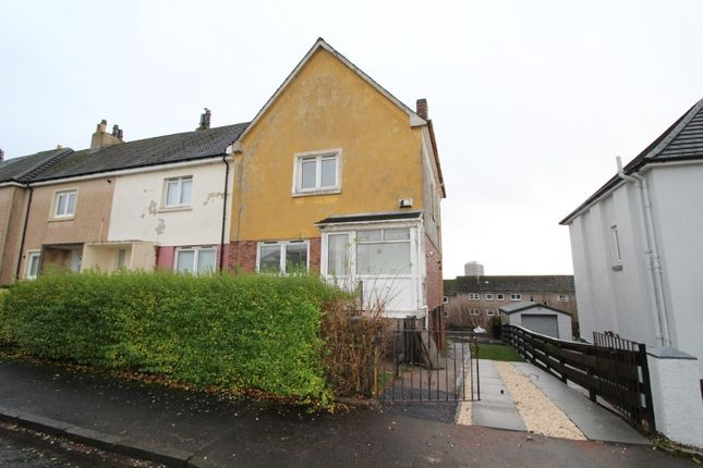 Thumbnail Terraced house to rent in South Commonhead Avenue, Airdrie, North Lanarkshire