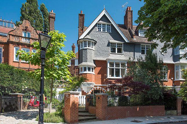 Thumbnail Semi-detached house for sale in Gainsborough Gardens, Hampstead Village, London