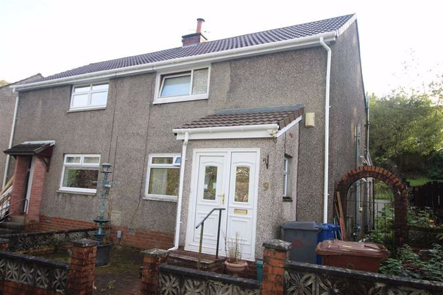 Thumbnail 3 bed semi-detached house for sale in Dingwall Drive, Greenock