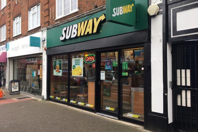 Thumbnail Retail premises for sale in Kingsbury, London