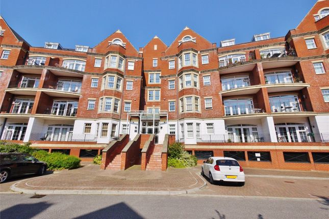 Thumbnail Flat for sale in Fisher Court, Rhapsody Crescent, Brentwood, Essex