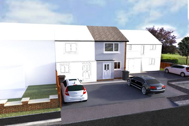 Thumbnail End terrace house for sale in Midland Road, Stonehouse, Gloucestershire