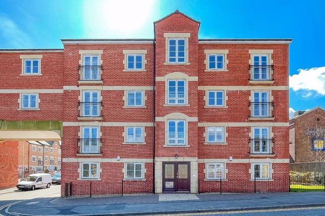 3 bed flat for sale in Calico House, Fountain Street, Morley LS27