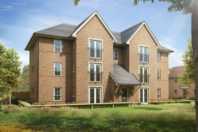 "Thumbnail Flat for sale in ""Foxton"" at Beech Croft, Barlby, Selby"