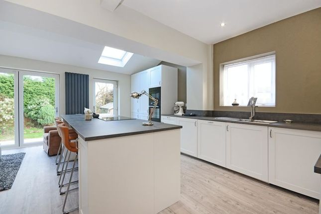 Kitchen of High Trees, Dore, Sheffield S17