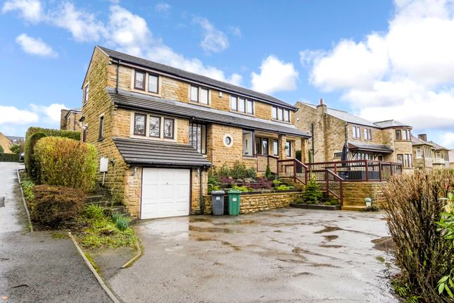 Thumbnail Detached house for sale in Bradford Road, Birkenshaw, Bradford
