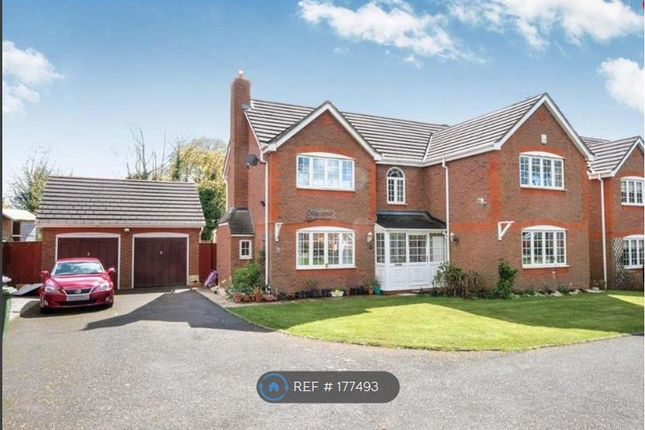 Thumbnail Detached house to rent in Wood Hayes Croft, Wolverhampton
