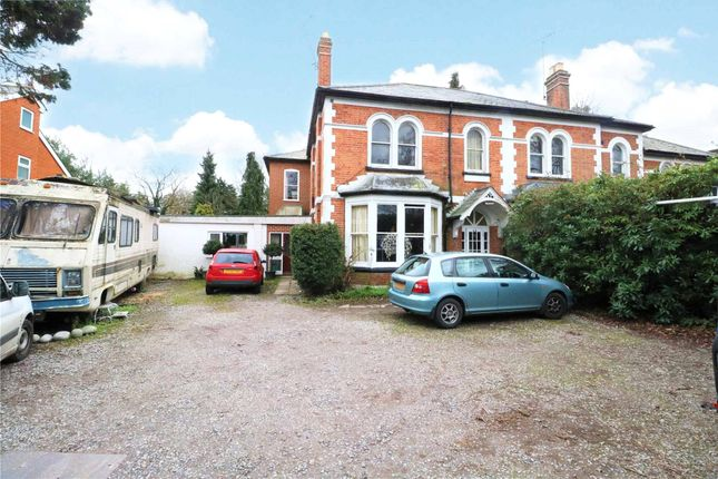 Thumbnail Semi-detached house for sale in Sandhurst Road, Crowthorne, Berkshire