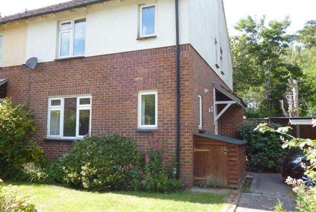 Thumbnail Terraced house to rent in Kensington Fields, Dibden Purlieu, Southampton