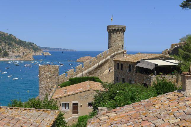 5 bed town house for sale in Tossa De Mar Vila Vella, Costa Brava, Catalonia, Spain