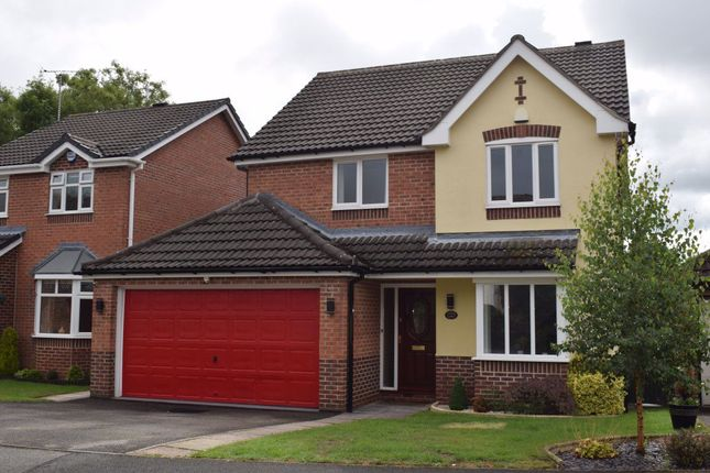 Thumbnail Detached house to rent in Blenheim Avenue, Swanwick, Alfreton