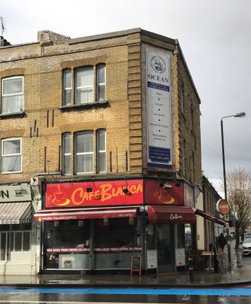Thumbnail Commercial property for sale in Battersea Park Road, Battersea, London