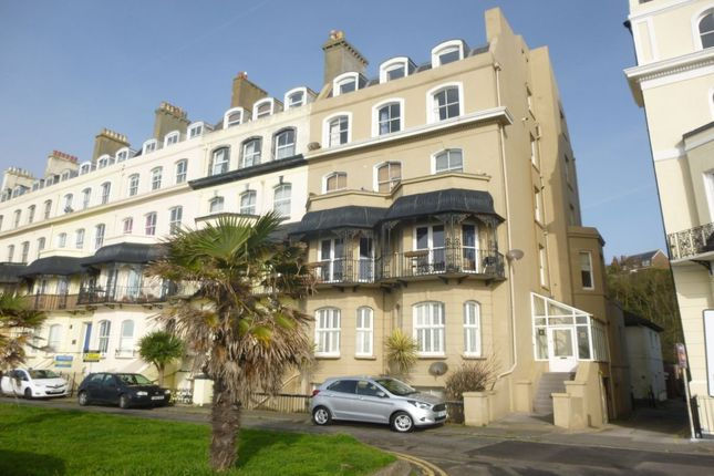 Thumbnail Flat to rent in Majestic Parade, Sandgate Road, Folkestone