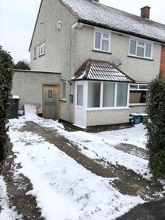 Thumbnail Terraced house to rent in Dunley Drive, New Addington, Croydon