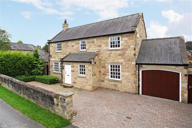 Thumbnail Detached house to rent in Back Lane, Ripley, Harrogate