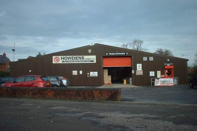 Thumbnail Light industrial for sale in Dovefields Industrial Estate, Eastfields Road, Uttoxeter, East Staffordshire