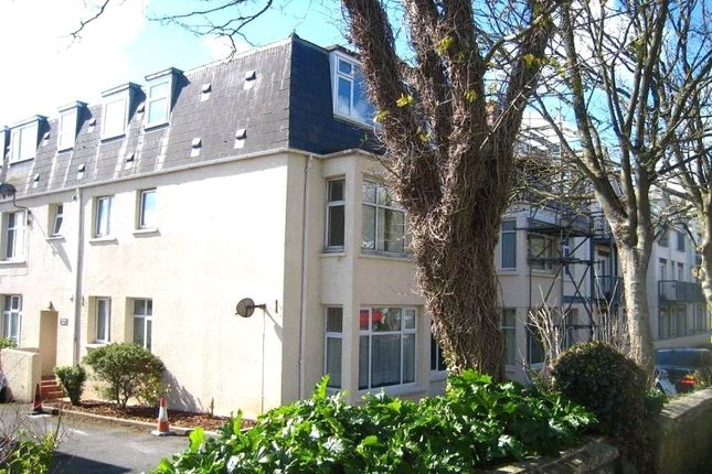 Thumbnail Flat for sale in Trelawney Apartments, Eliot Gardens, Newquay