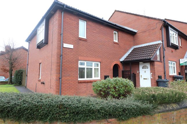 Thumbnail Flat for sale in Millers Court, Ormskirk, Lancashire