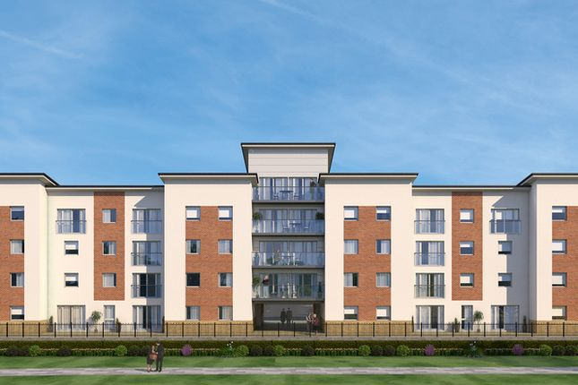 Thumbnail Flat for sale in Flat 33 Riverview House, Harrow Close, Bedford