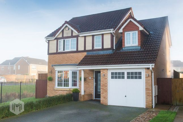 Thumbnail Detached house for sale in Hazel Pear Close, Horwich, Bolton