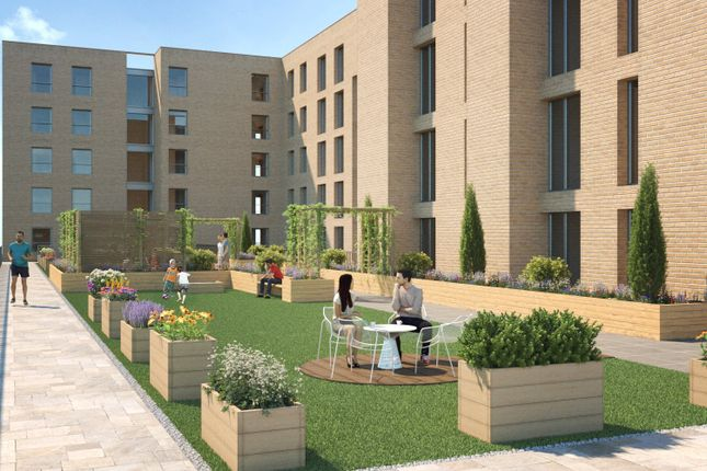 Thumbnail Flat for sale in Plot 38 - City Garden Apartments, St. Georges Road, Glasgow