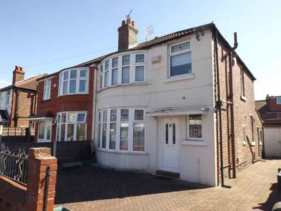 Thumbnail Semi-detached house for sale in Victoria Road, Fallowfield, Manchester, Uk