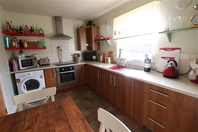 Kitchen of Caldew Close, Carlisle, Cumbria CA3