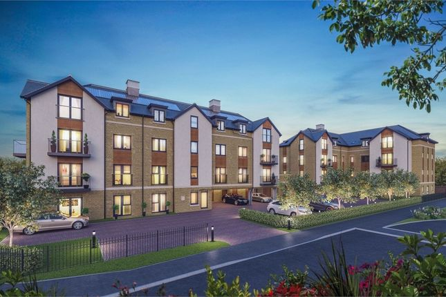 Thumbnail Flat for sale in Hamilton Place, Colchester, Essex